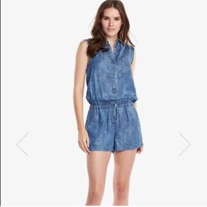 Tart Collect Uri Romper in Sketched